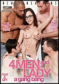4 Men And A Lady: A Gang Bang (171035.18)